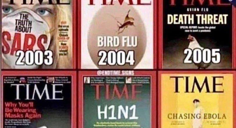 «Никто никогда не изолировал, не очищал, научно до конца не проверял и не обнаруживал наличие всех известных вирусов за все время, нигде в мире»
