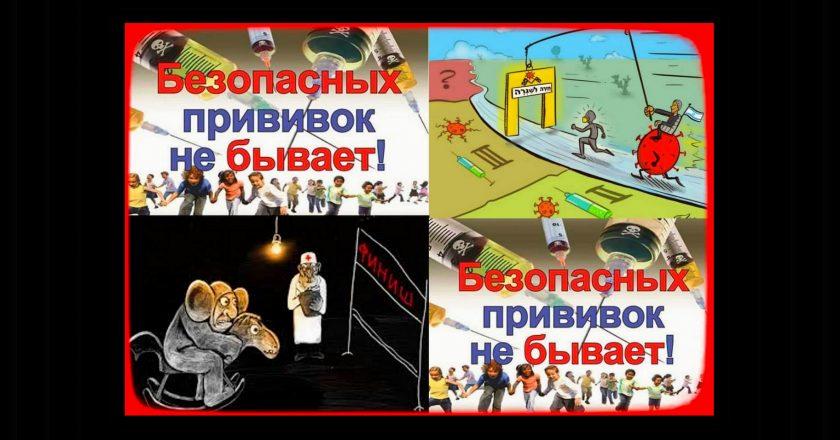 Известный вирусолог Галина Червонская о вреде прививок и осложнениях, к которым они приводят.
