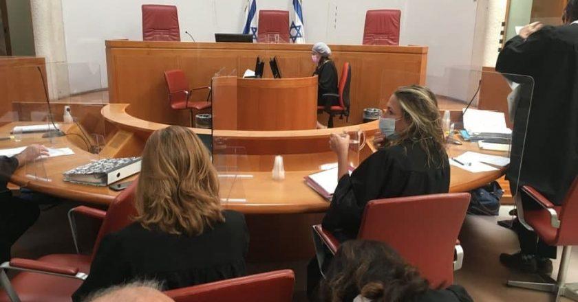 Репортаж из зала суда